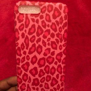 Leopard Print IPhone 7/8 Plus case